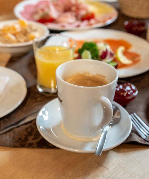 Hotel Stern Seehausen Caffee