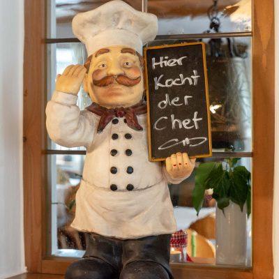 Hotel Stern Seehausen Hier Kocht der Chef