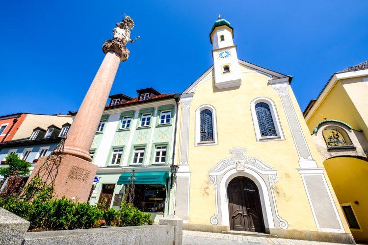 Altstadt von Murnau